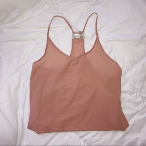 Tops - Sheer blush Tank!!!🎀🎀
